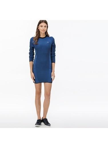 Lacoste Kadın  Elbise EF1906.06M Mavi
